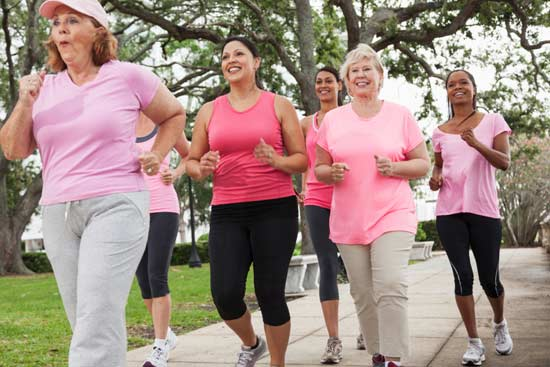 Breast Cancer Awareness Month: The Role of Exercise