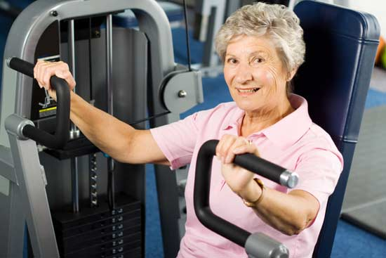 Am I too old to exercise?