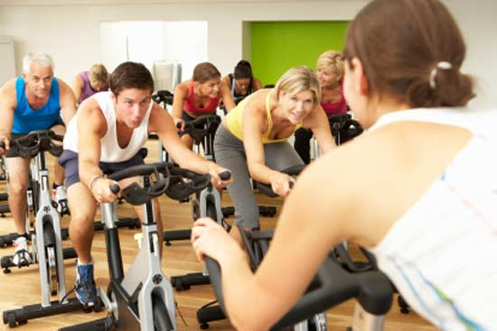 I'm considering taking a new fitness class. What should I look for in a group fitness instructor?