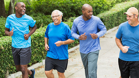 ACE - Certified™: August 2017 - Don't Call it a Comeback: Moderate-intensity Exercise Is Still Effective