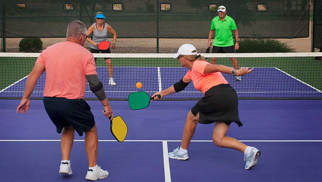 ACE-SPONSORED RESEARCH: Can Pickleball Help Middle-aged and Older Adults Get Fit?