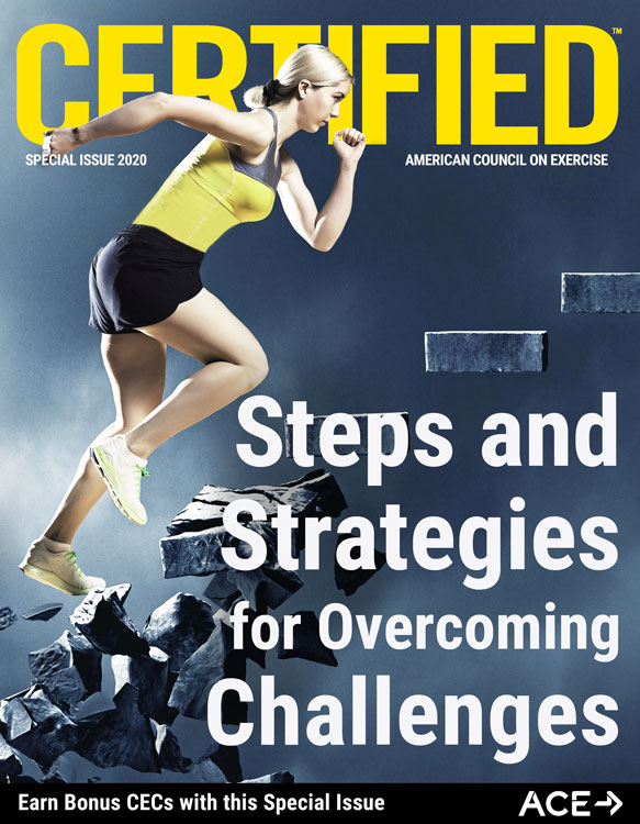 Overcoming Challenges Special Issue