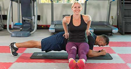 Partner Up! Holiday Stress-busting Workout