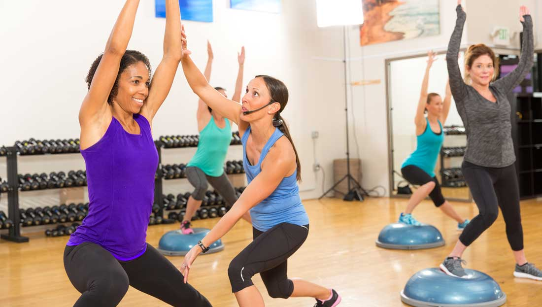Have Your Group Fitness Warm-ups Advanced With the Times?