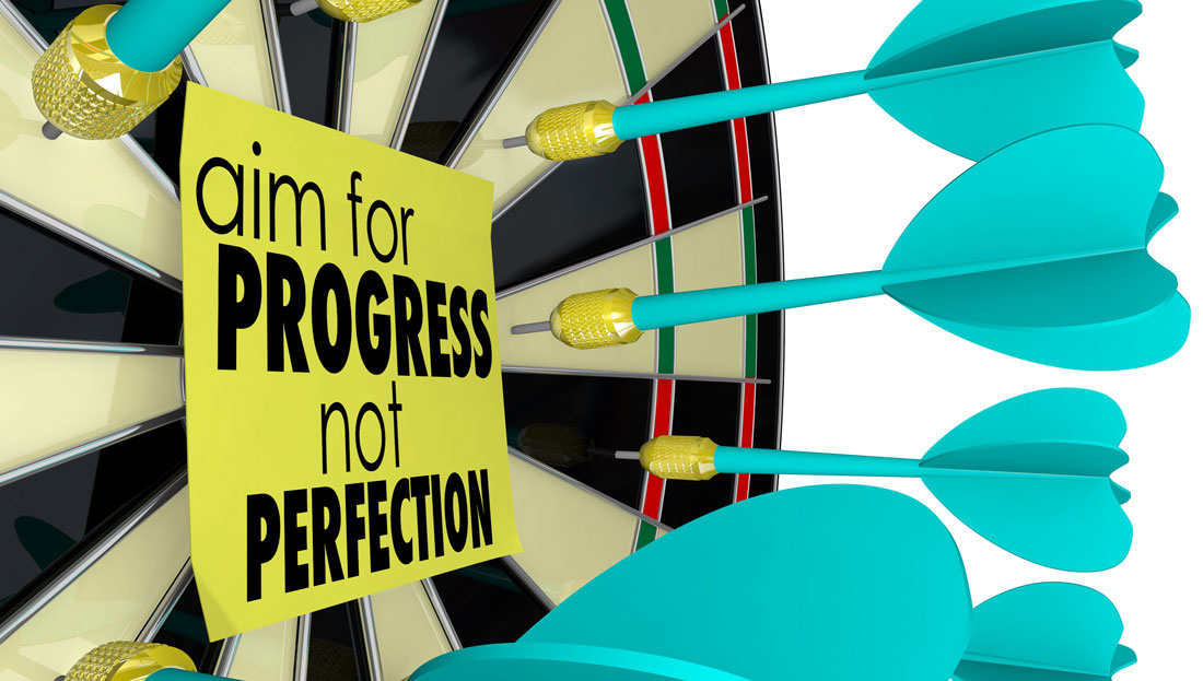 Shooting for Perfect, but Never Hitting the Mark? There's a Better Way