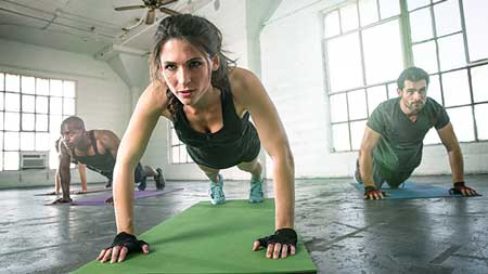 High-intensity Interval Ideas for Your Classes and Clients