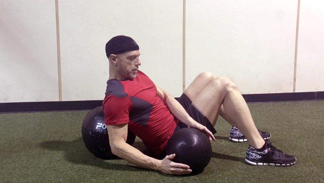 Medicine Balls: An ACE Integrated Fitness Training<sup>&reg;</sup> Model Workout