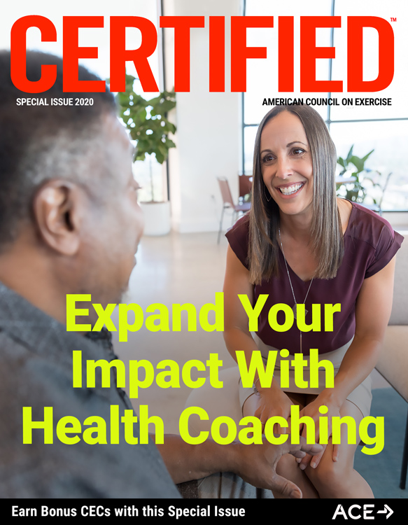 Health Coaching Special Issue