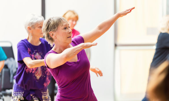 Zumba Gold: Exercises for Ages 40-85 Year Olds | ACE Blog