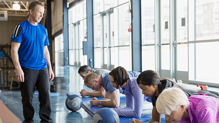 Are You Stuck in a Training Rut?