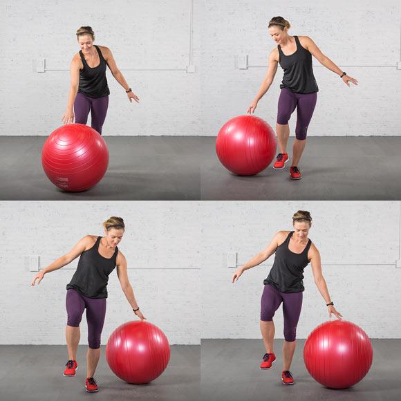 Balance Ball Legs: ProSource™: September 2015