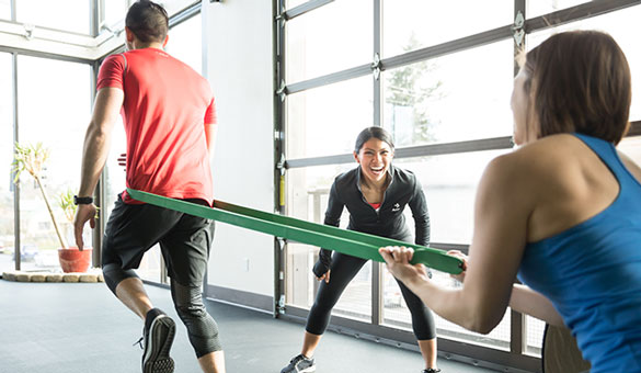 Image result for starting a career in the fitness sector