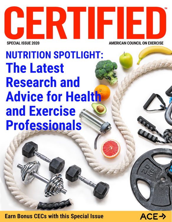 Nutrition Special Issue