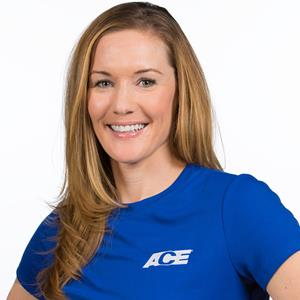 ACE Health and Fitness Expert: Jacqueline Crockford