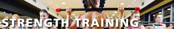 Strength Training group fitness class