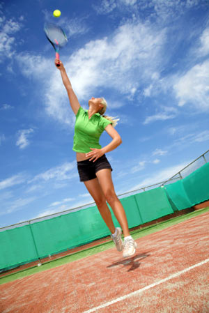 Tennis Workouts, Workouts for Tennis Players