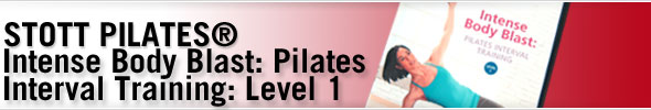 STOTT PILATES Intense Body Blast
