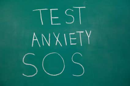 Re-Test Anxiety