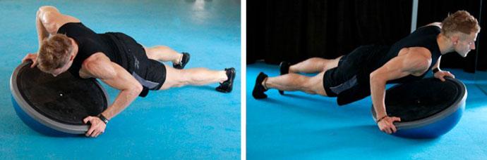 Twisting Planks