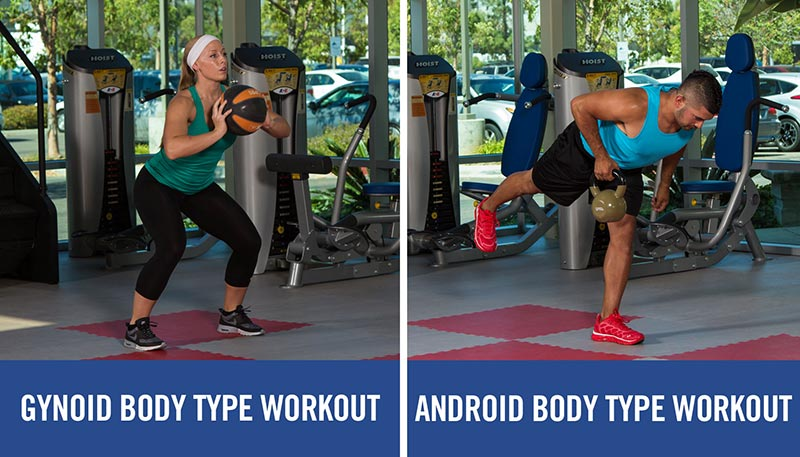 Body Type Workouts