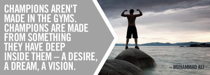 Champions quote
