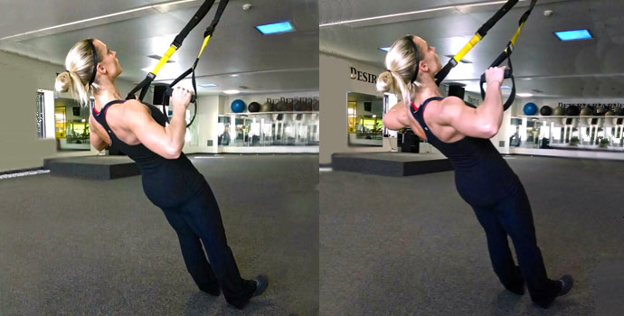 TRX Low-Mid-High
