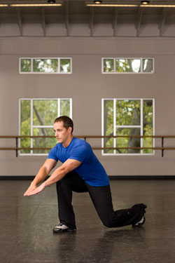 Single-leg balance exercises