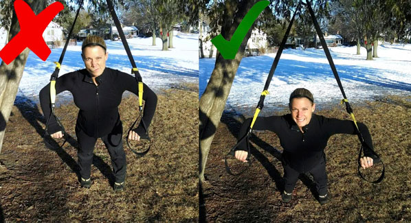 4 Suspension Training Sins | Shana Verstegen | Expert Articles | 3/5/2014