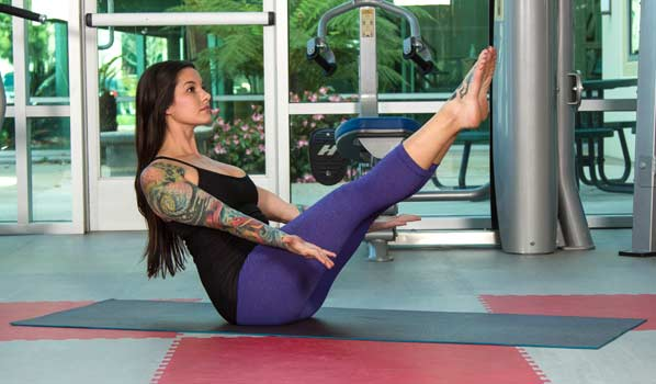How to Incorporate Yoga Into Your Training Sessions | Jacqueline Crockford | Expert Articles | 3/31/2014