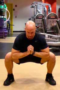 Squat Stretch