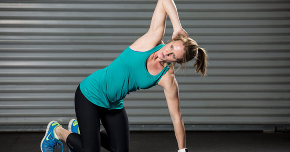 How to Increase Upper-body Stability and Mobility