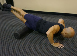 5 Foam Rolling Exercises to Prep for a Dynamic Workout  | Jonathan Ross | Expert Articles | 8/14/2013