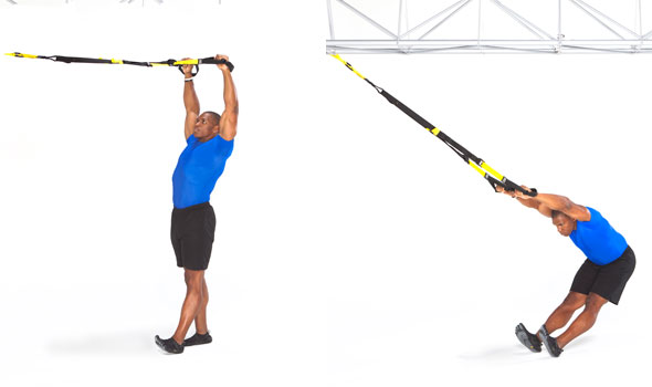 3 TRX Moves for an Effective Warm-Up | TRX Training | Expert Articles | 10/9/2013