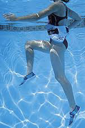Aqua Cardio: Get Vertical | Stephanie Thielen | Expert Articles | 10/10/2013