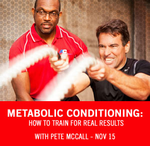 Metabolic Conditioning Webinar
