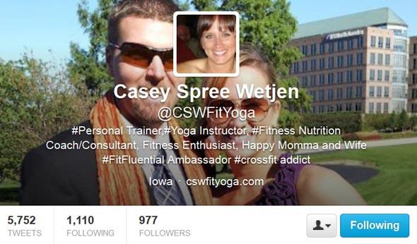 Casey Spree Wetjen