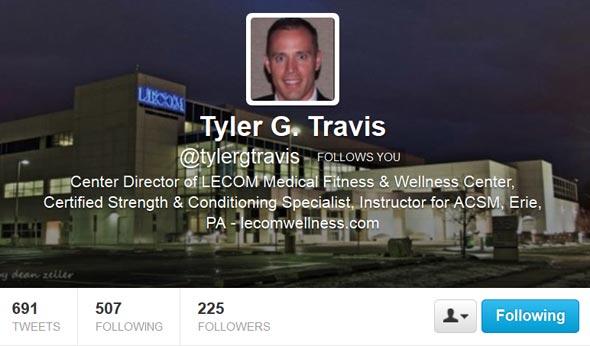 Tyler Travis