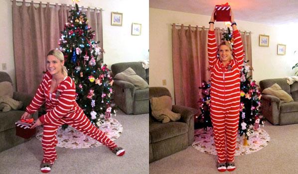 Christmas Morning Workout | Shana Verstegen | Expert Articles | 12/23/2013