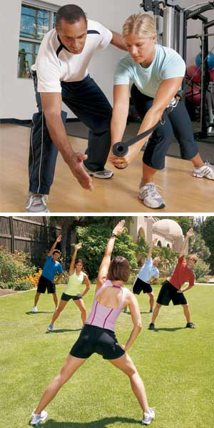 Personal Training and Group Fitness Certification