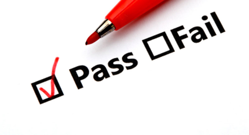 What Percent Do I need to Pass the Certification Exam? | April Merritt | Exam Preparation Blog | 5/4/2010