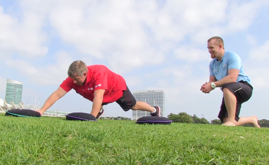 The Benefits of Sandbell Training  | American Council on Exercise | Expert Articles | 1/16/2014