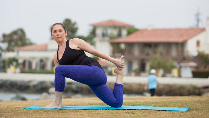 9 Progressed Yoga Hip Opener Postures | Elizabeth Kovar | Expert Articles | 7/2/2015