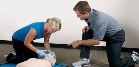 CPR/AED Requirements | April Merritt | Exam Preparation Blog | 6/22/2009