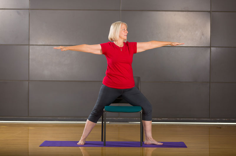 Yoga For Active Older Adults: 6 Accessible Poses to ...