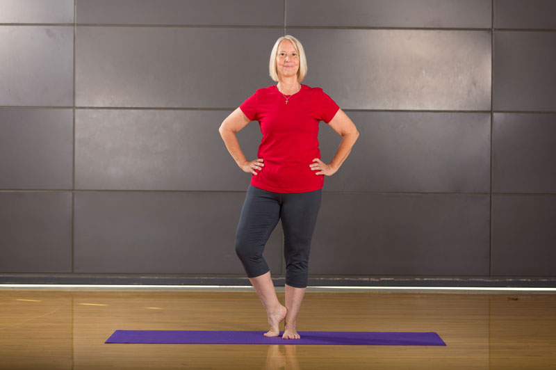 Yoga For Active Older Adults 6 Accessible Poses To