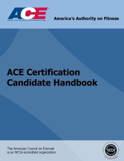 Certification Candidate Handbook