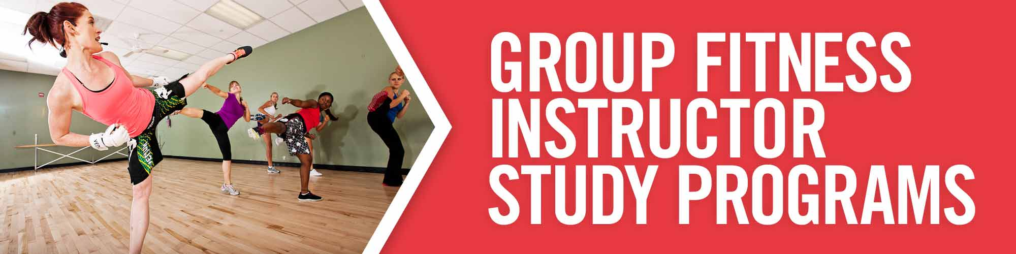 Group Fitness Instructor Study Bundles