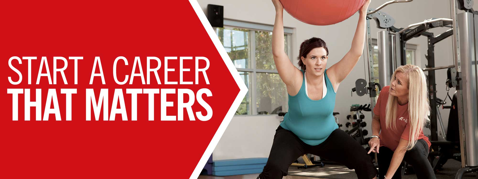 ACE Fitness Certifications - Start a Career That Matters