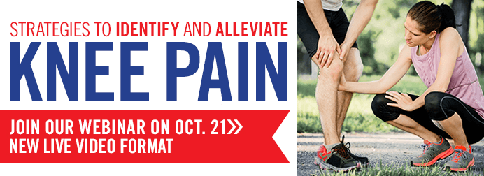 Strategies to Identify and Alleviate Knee Pain.