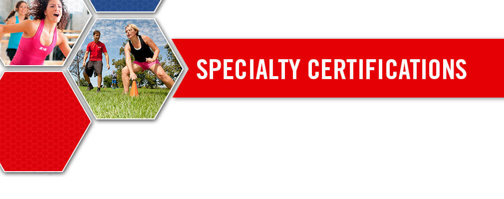 ACE Specialty Certification